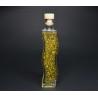Goldöl, 200 ml mit Mandelöl in der Glasflasche Welle